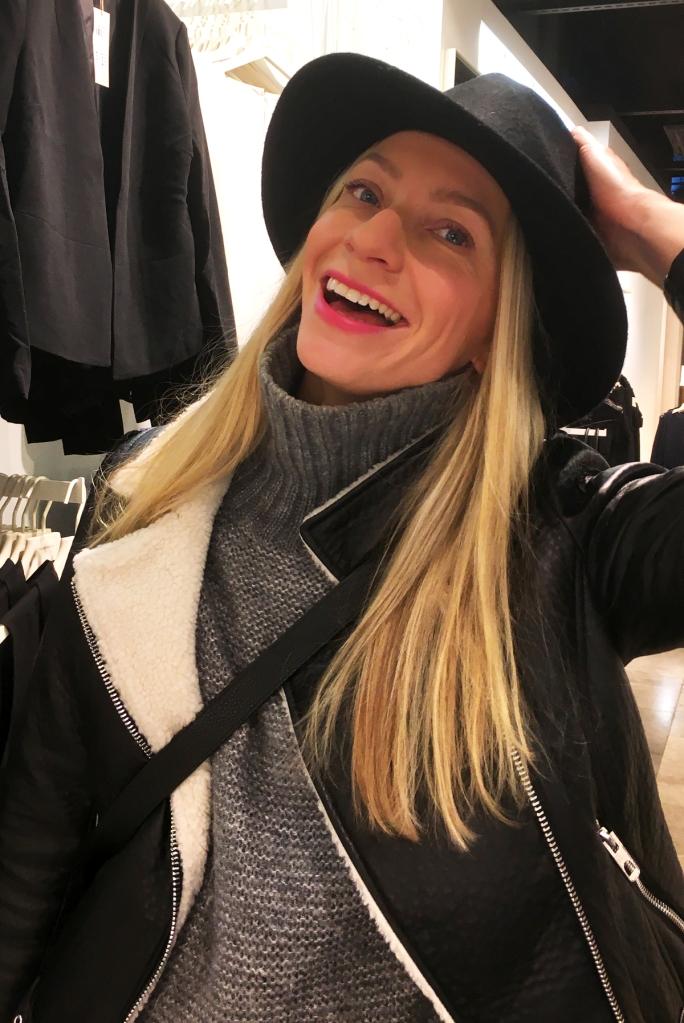 Musta lierihattu, Vero Moda | www.stillme.fi