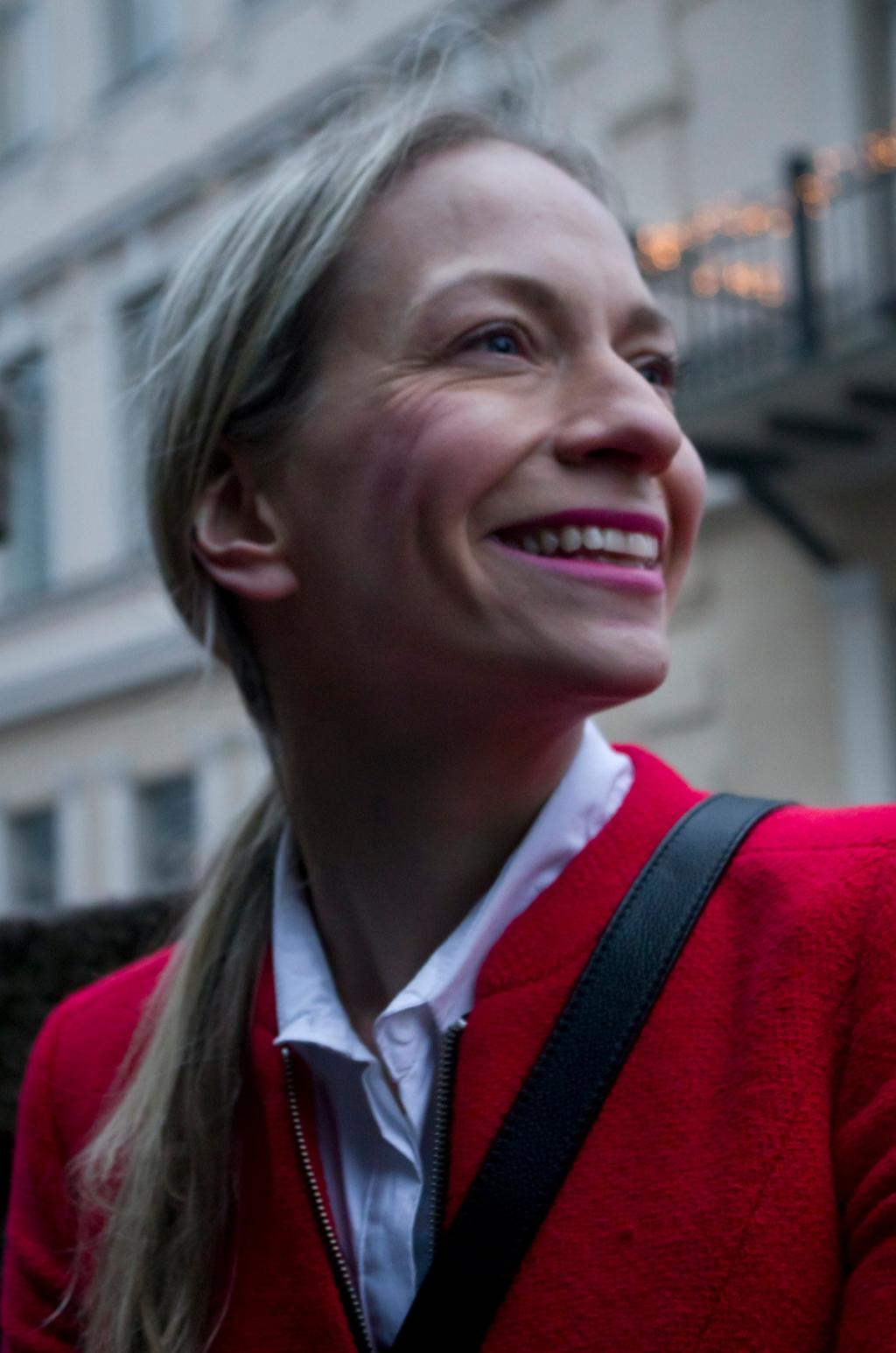 Portrait of Linda Koskinen   www.stillme.fi